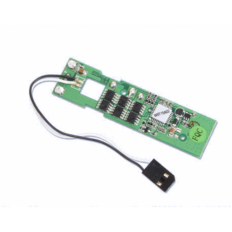 Контроллер оборотов (WST-15A(G)) для QR X350 PRO