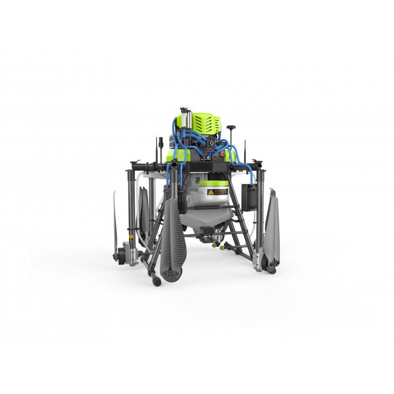WALKERA AG 18 Сельскохозяйственный дрон, бензиновый квадрокоптер для сельского хозяйства, гибридный ПБЛА