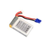Li-po батарея (7.4V 850mAh 30C(2S))