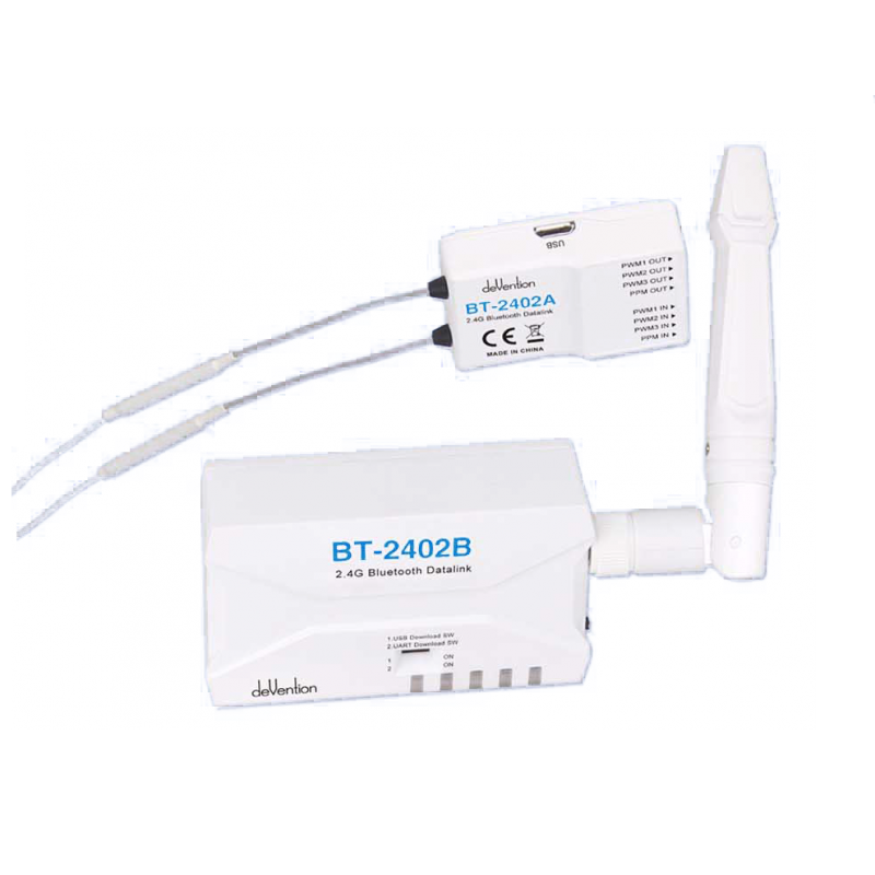 2.4G Bluetooth Datalink(BT-2402A/B CE)