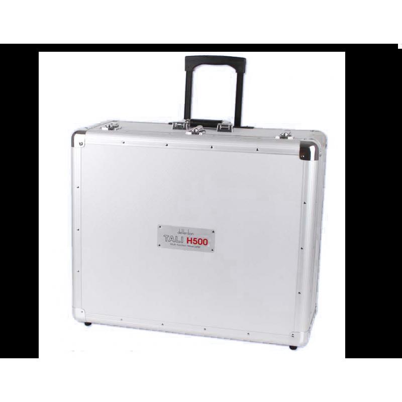Алюминиевый кейс для Tali H500