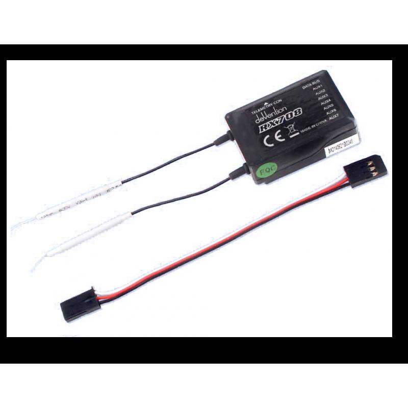 Ресивер DEVO-RX708 CE для Tali H500
