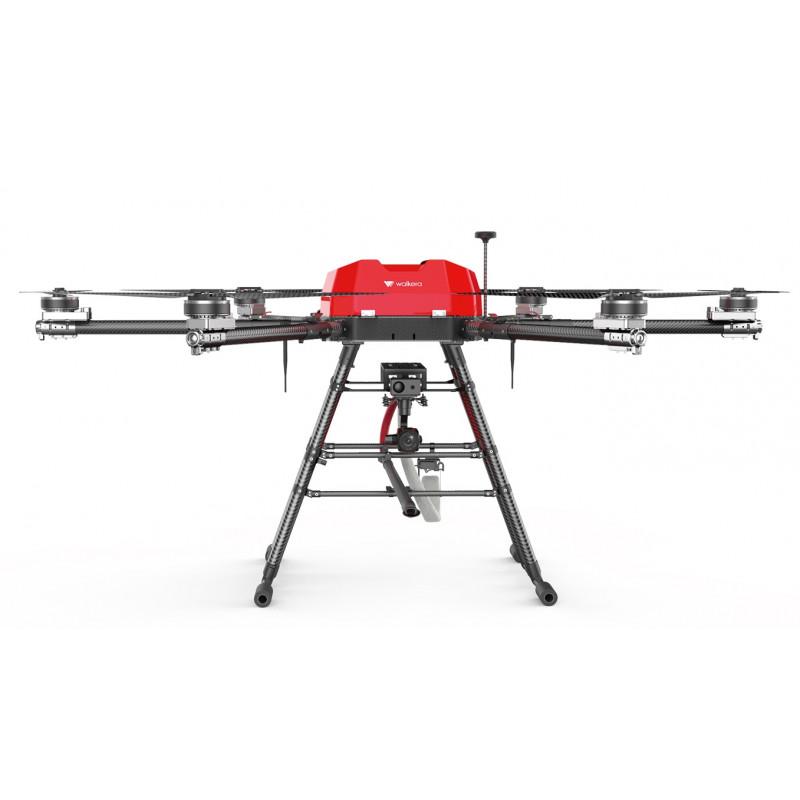 WALKERA ZHUNE (WK 1800) пожарный дрон